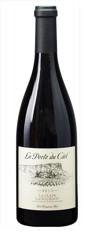 【6本~送料無料】シャトー・ラ・ネグリ・ラ・ポルト・デュ・シエル [2013] (シャトー・ラ・ネグリ) Chateau la Negly La Porte du Ciel [2013] (Chateau de la Negly)【赤 ワイン】【フランス】