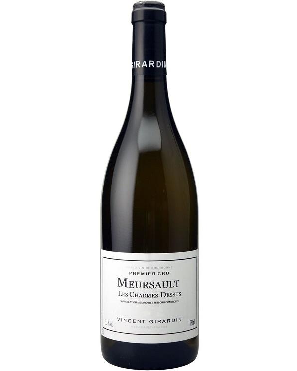 【よりどり6本以上送料無料商品】 ムルソー プルミエ・クリュ レ・シャルム・ドゥス [2013] (ヴァンサン・ジラルダン) Meursault 1er Cru Les Charmes Dessus [2013] (Vincent Girardin) 【白 ワイン フランス ブルゴーニュ】
