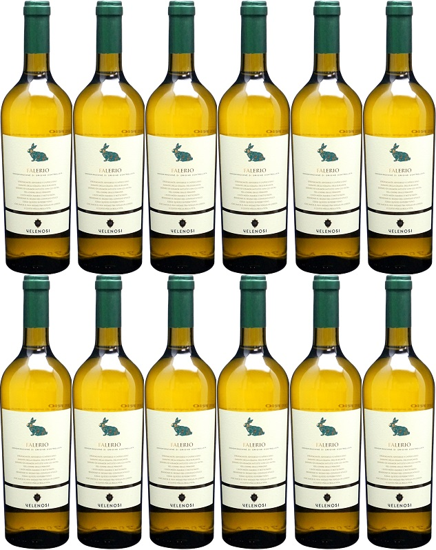 [12本セット] ファレーリオ [2018] (ヴェレノージ) Falerio [2018] (Velenosi) DOC 【白ワイン イタリア マルケ】