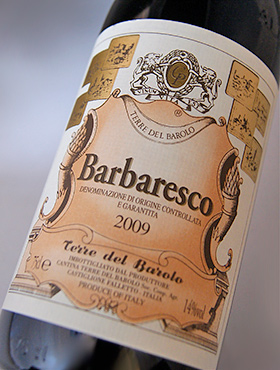 Barbaresco Barbaresco [2009] (Terre del Barolo) [2009] (Terre del Barolo)