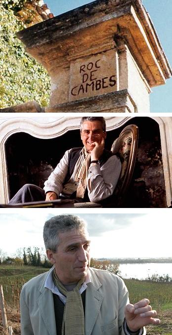 Chateau rock de comb [1996] Chateau Roc De Cambes [1996]
