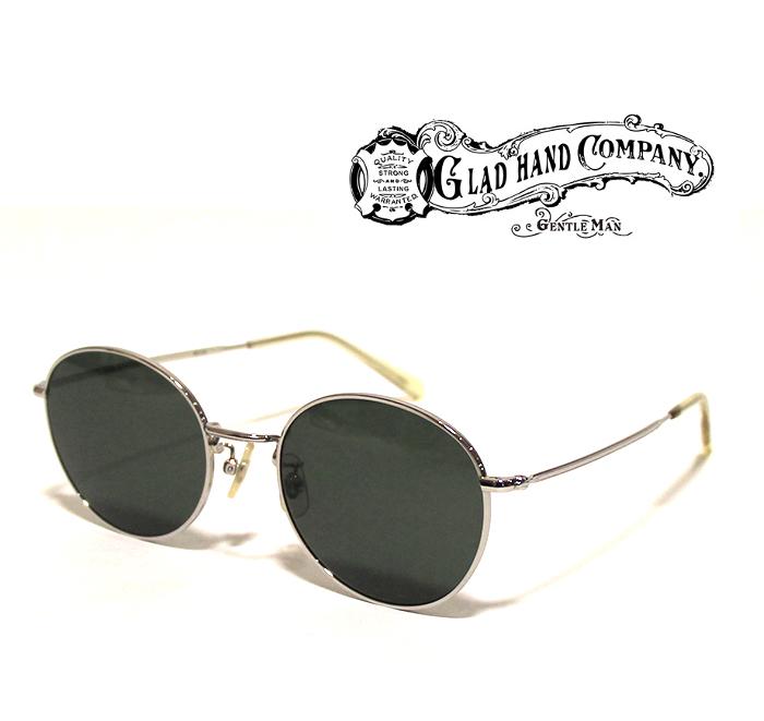 ※日本国内 送料・代引手数料無料※石井浩二×GLAD HAND- JAMES - GLASSES -サングラス(眼鏡)