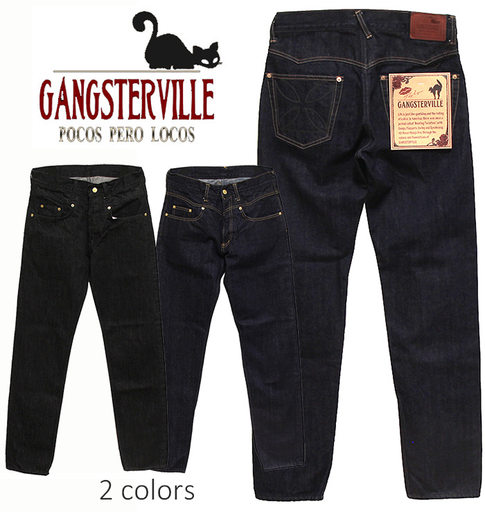 GANGSTERVILLE/ギャングスタービル by GLADHANDTHUG-DENIM