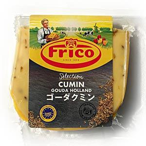お求めやすく価格改定 ゴーダクミン マート 100g スパイシーなオランダ産ゴーダチーズ