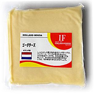 ストア ゴーダ 100g オランダ産チーズ 超安い 舌にとろけるクリーミーさが魅力 濃厚なのにクセがなくて食べやすく