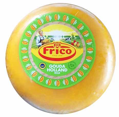 ★送料無料★【ゴーダ(約4.5kg)】オランダ製プロ用ホールチーズ業務用サイズならとってもお買い得
