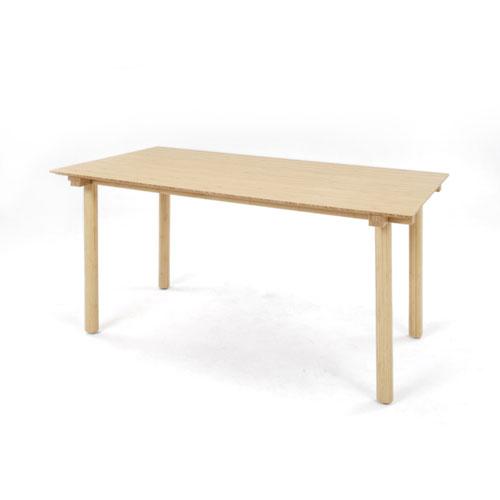 TEORI テオリIGETA竹天板ダイニングテーブルP-IGBW1500×D850×H710mm【P10】