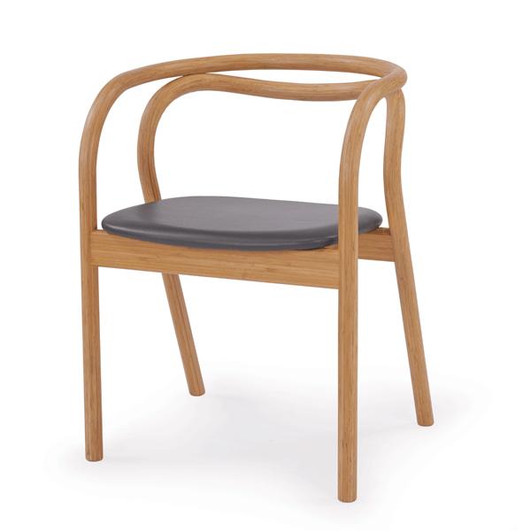 TEORI テオリCURVEカーブ肘付き椅子P-CC【P10】