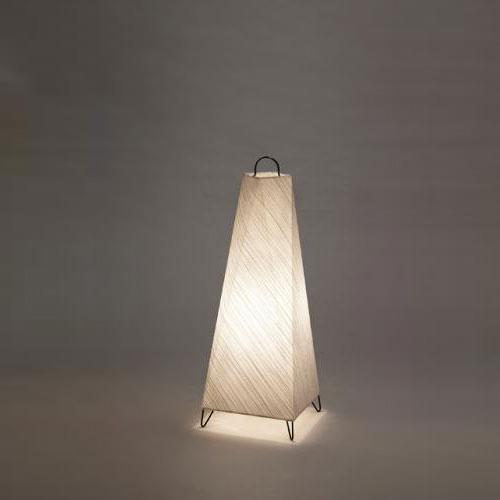 林工芸 Fores[フォレス]SAWAシリーズスタンドライト破れにくい照明スタンドSWS-222W23cm×H68cm【P10】