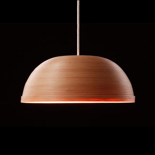 [ポイント最大42倍]ブナコ漆器 BUNACOペンダントランプBL-P423[ブナ材の質感が素敵なインテリア照明職人技を堪能できる日本製 LED対応]【P10】【10P04Aug18】
