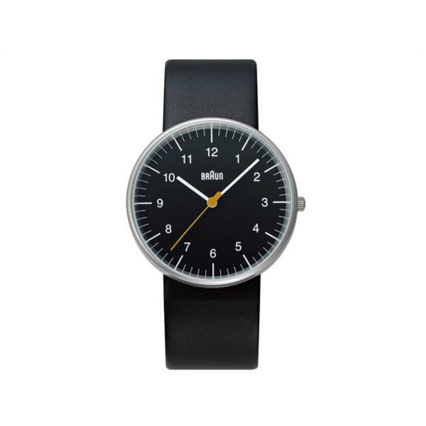 BRAUNウォッチBNH0021BKBKG[腕時計バウハウス][お取り寄せ]