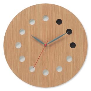 コサインcosine掛け時計<カラー>ナラCW-01CN[木の時計 木製時計 無垢の掛け時計 北欧風のおしゃれな時計]【P10】