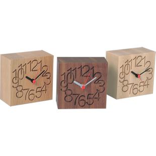 コサインcosineMUKU時計<小>[木の時計 木製時計 無垢の掛け時計 北欧風のおしゃれな時計 名入れ可能]【P10】