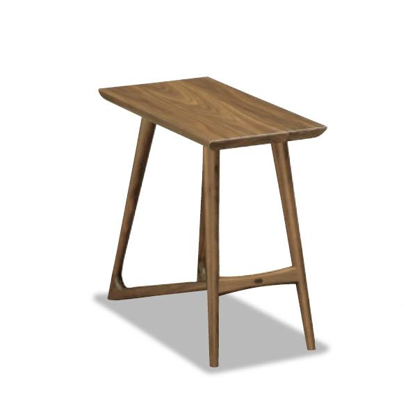 [ポイント最大26倍]カリモク家具サイドテーブル W276×D650×H480mmTB1102蛯名紀之氏デザイン [ サイドテーブル ]
