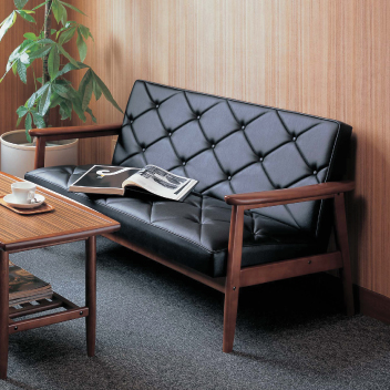 カリモク家具Karimoku肘掛椅子WS1193BW【P10】[沖縄・北海道配送不可]