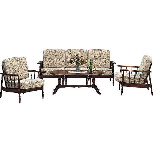 カリモクカリモク家具Karimok送料無料コロニアルシリーズ布張椅子10点WC6000-K(肘掛椅子フレーム)×2WC6005-K(肘無椅子フレーム)×1WC6008-K(右肘椅子フレーム)×1WC6009-K(左肘椅子フレーム)×1WC61-0(置クッション)×5