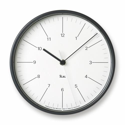 ●日本正規品● タカタレムノス 渡辺力スチールクロック ホワイト タカタレムノス 細数字WR17-10WH[小さな壁時計 パーソナルクロック]【P10】, 【オープニング 大放出セール】:bc924ed8 --- canoncity.azurewebsites.net
