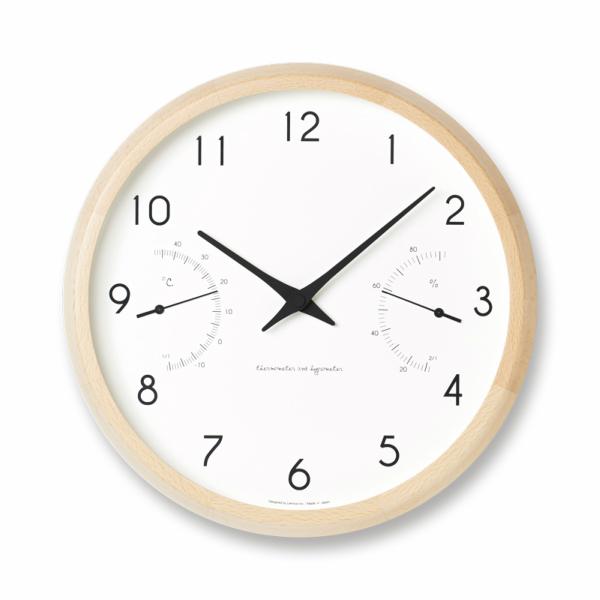 NY18-06 NT 【ROOT ルート // ナチュラル】 /[タカタレムノス、Lemnos、シンプル、壁掛け、オシャレ、電波、新築祝い、プレゼント、SEIKO/] 送料無料 電波時計