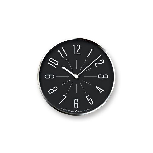 レムノスlemnos壁掛け時計JIJIジジシルバー枠色AWA13-03SL【P10】