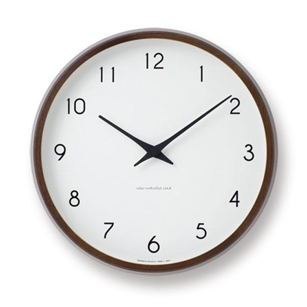 Door-z.com   Rakuten Global Market LEMNOS (レムノス) wall clock C&agne カンパーニュブラウン color lm-PC10-24W BW [easy ギフ _ packing] [comfortable ギフ ...  sc 1 st  Rakuten & Door-z.com   Rakuten Global Market: LEMNOS (レムノス) wall clock ...