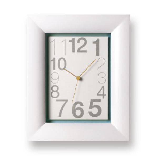 レムノスlemnos壁掛け時計typeKAKUタイプカクGRL11-03【P10】[沖縄・北海道配送不可]