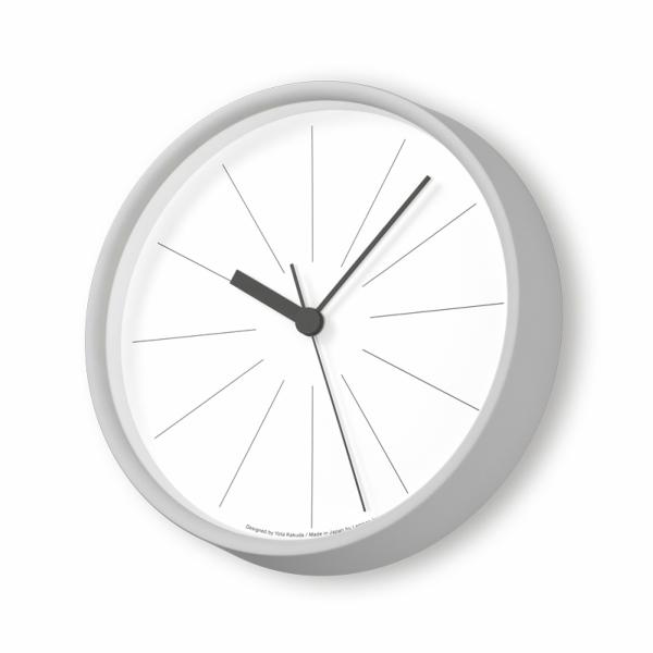 LEMNOS(レムノス)ラインの時計グレーYK18-09GY[ 電波時計 スイープセコンド 角田陽太 タカタレムノス ]