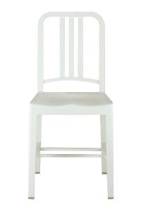 大注目 アルミの軽い椅子ネイビーチェア111NavyChairホワイトエメコemecoアルミ椅子お洒落送料無料, チクシノシ:a3ad7d51 --- canoncity.azurewebsites.net