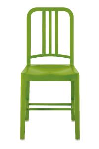 [ポイント最大42倍]アルミの軽い椅子ネイビーチェア111NavyChairグリーンエメコemecoアルミ椅子お洒落送料無料【P5】【05P04Aug18】