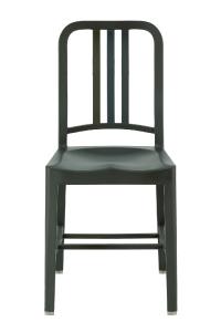 [ポイント最大42倍]アルミの軽い椅子ネイビーチェア111NavyChairチャコールブラックエメコemecoアルミ椅子お洒落送料無料【P5】【05P04Aug18】
