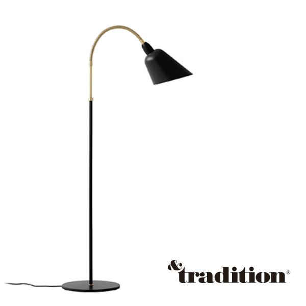 [お取り寄せ]&tradition(アンド・トラディション)AJ7BELLEVUEFLOORLAMPФ273×D600×H1300mmフロアランプ[ランプ照明器具オブジェ]