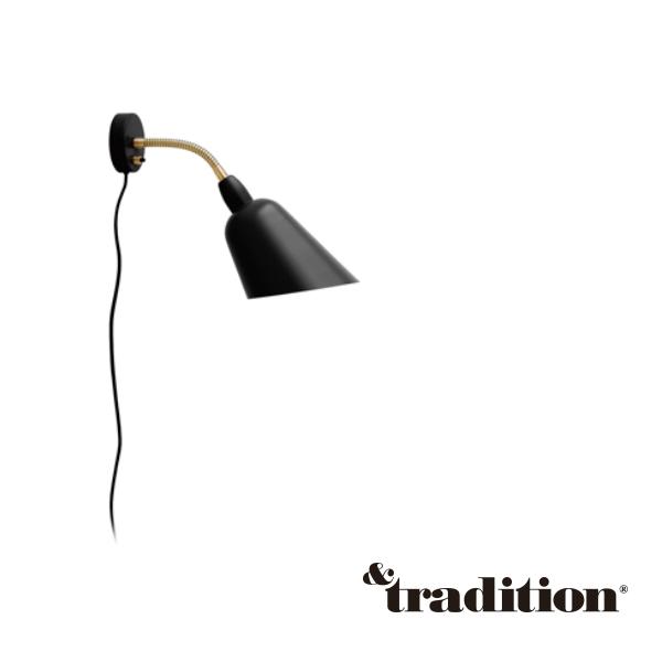 [ポイント最大42倍]&tradition(アンド・トラディション)AJ9BELLEVUEWALLLAMPФ165×D280×H300mmウォールランプ[ランプ照明器具オブジェ]