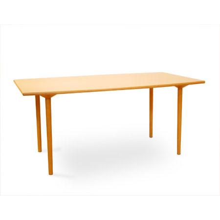 長大作マッシュルームベーステーブル(MushroombaseTable)クリアW1600