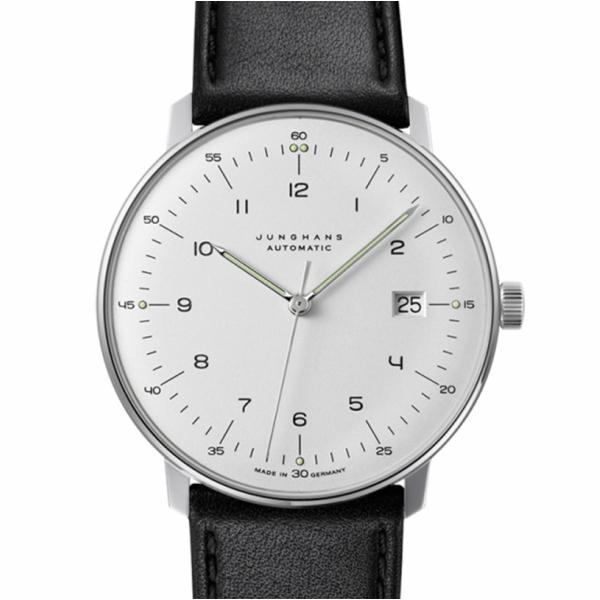 MaxBill(マックスビル)JUNGHANSオートマティック027470000[腕時計][お取り寄せ][納期遅延対象商品][沖縄・北海道配送不可]