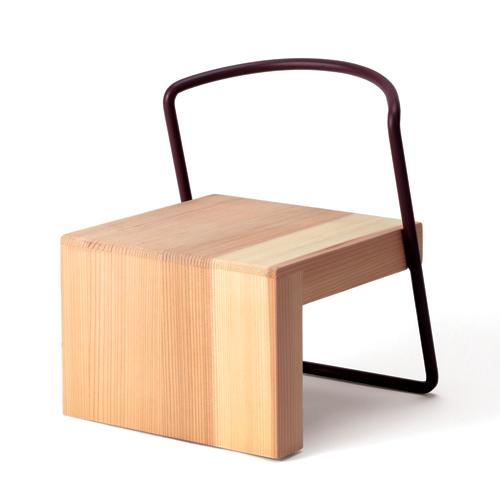miyakonjoproduct小泉誠TETSUBOキッズチェアー(子供椅子)[沖縄・北海道配送不可]