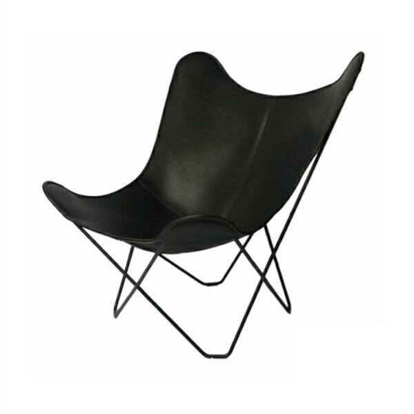 BKFバタフライチェア Butterfly Chairマリポサ ブラックMariposa Black[MoMA ミッドセンチュリー コルビジエ イームズ 西海岸 北欧][お取り寄せ]【P10】