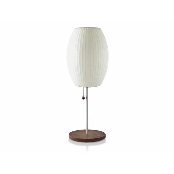 GEORGENELSON(ジョージネルソン)BUBBLE LAMPバブルランプCIGAR LOTUS TABLE WALNUT (シガー ロータス テーブル ウォルナット)[お取り寄せ]【P10】