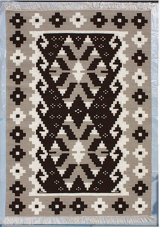 [ポイント最大42倍]北欧のラグSoftKilim(ソフトキリム)Shiraz(シラーズ)90×160【P10】【10P04Aug18】