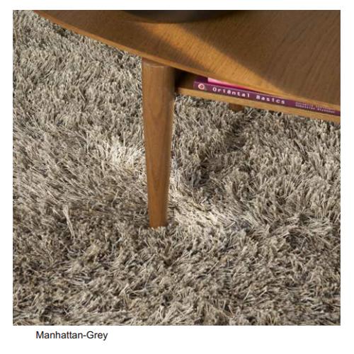 [ポイント最大42倍]北欧のラグマンハッタン140×200cmManhattan140×200cm[高級ラグ 本格ラグ 絨毯じゅうたん カーペット 床暖房対応 ベルギー製]【P10】【10P04Aug18】