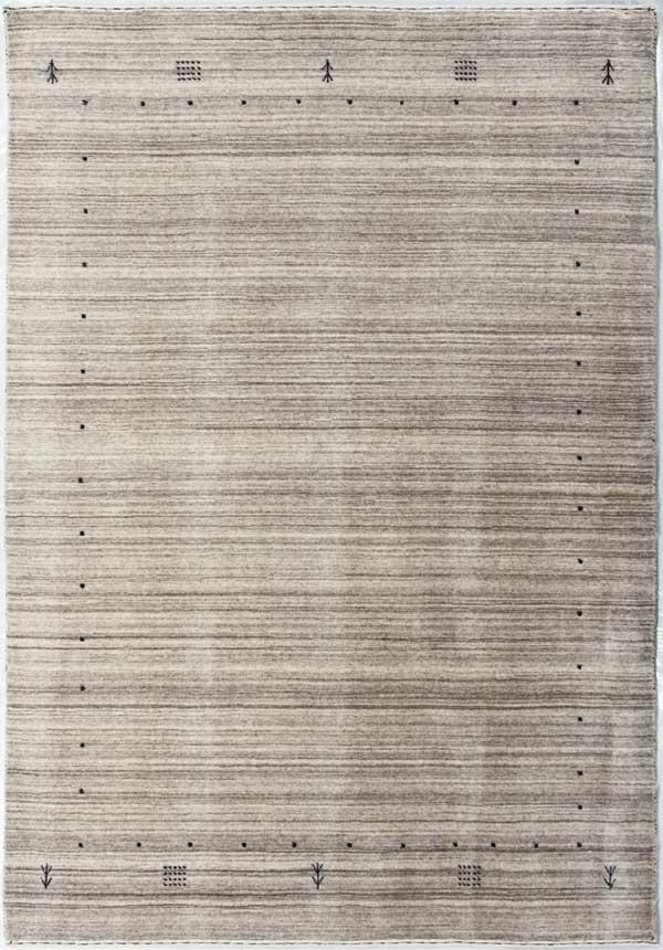 スプリングヴァレーアンカラビレッジANKARAVillage(ハンドルーム手織り)ナチュラル60×90cm【手織りラグギャベ絨毯ウール100%】【P10】
