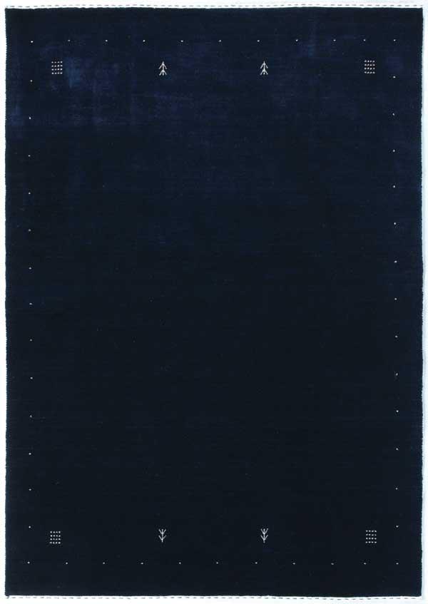スプリングヴァレーアンカラビレッジANKARAVillage(ハンドルーム手織り)アズール170×240cm【手織りラグギャベ絨毯ウール100%】【P10】