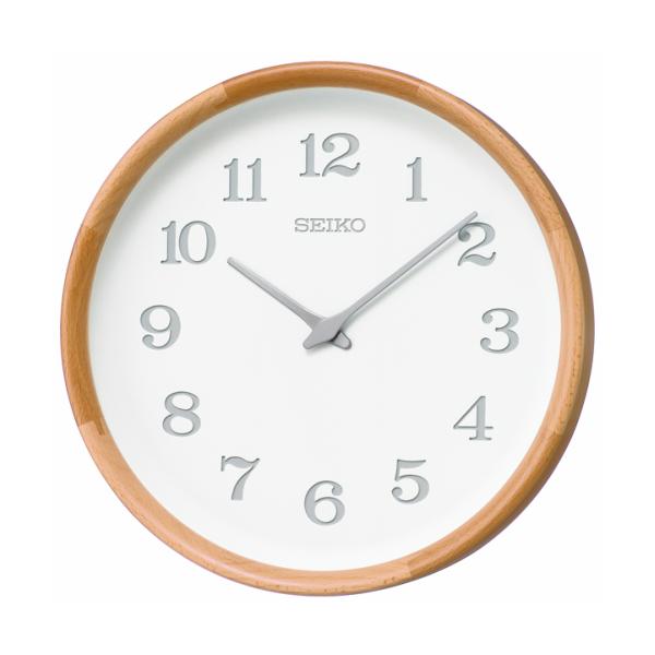 激安大特価! SEIKO CLOCK(セイコークロック)nu・ku シンプル 北欧・mo・riKX239Hビーチ直径280×59mm 1.4Kg[ 電波時計 電波時計 北欧 シンプル ], ゴルフマルシェ:aaaa11e6 --- eigasokuhou.xyz