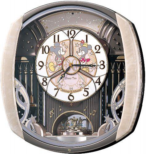 SEIKO(セイコー)ディズニータイム掛時計電波時計FW563A【P10】[沖縄・北海道配送不可]