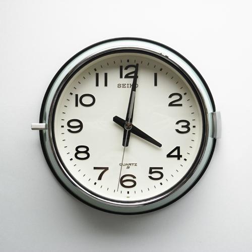 SEIKO(セイコー)防塵時計マリンクロックバスクロックKS474M【P10】