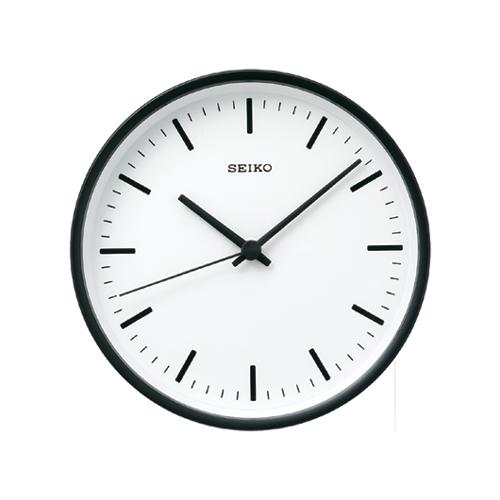 SEIKOCLOCK セイコークロックSTANDARD スタンダードアナログクロック(小)直径200×44mm電波時計KX310【P10】