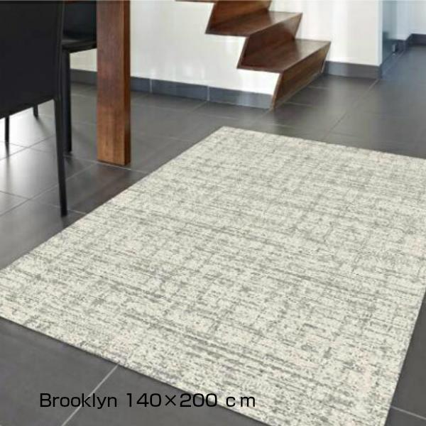 スプリングヴァレーブルックリン140×200cmBrooklyn140×200cm[高級ラグ 本格ラグ 絨毯じゅうたん カーペット 床暖房対応]【P10】