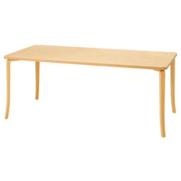 天童木工ブルーノ・マットソンダイニングテーブルT-2723MP-NTW1800×D850×H700