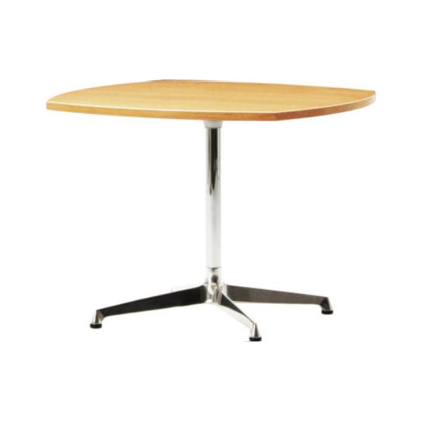 天童木工テーブルF-2743SG-NT剣持勇スギ柾目圧密成形(NT色)W750×D750×H550mm