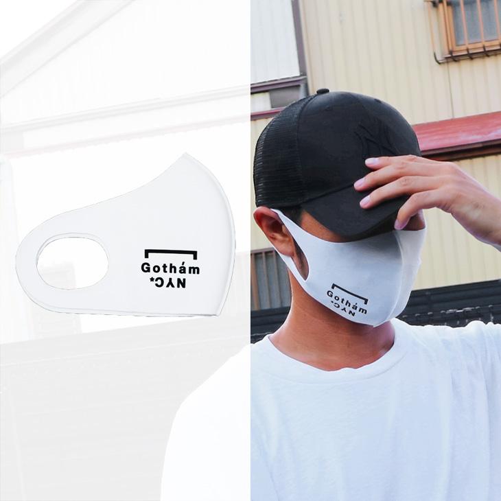 GOTHAM NYC 期間限定特価品 ゴッサムエヌワイシー Cool Mask メンズ 絶品 クールマスク レディース 2枚入り