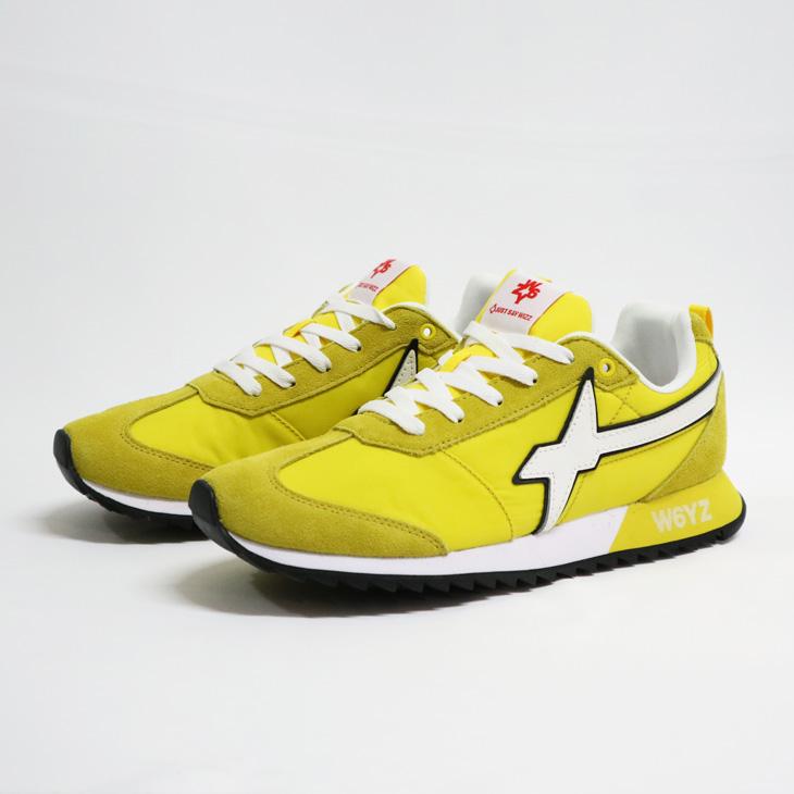 W6YZ(ウィズ) ローカット スニーカー 靴 メンズ イタリア