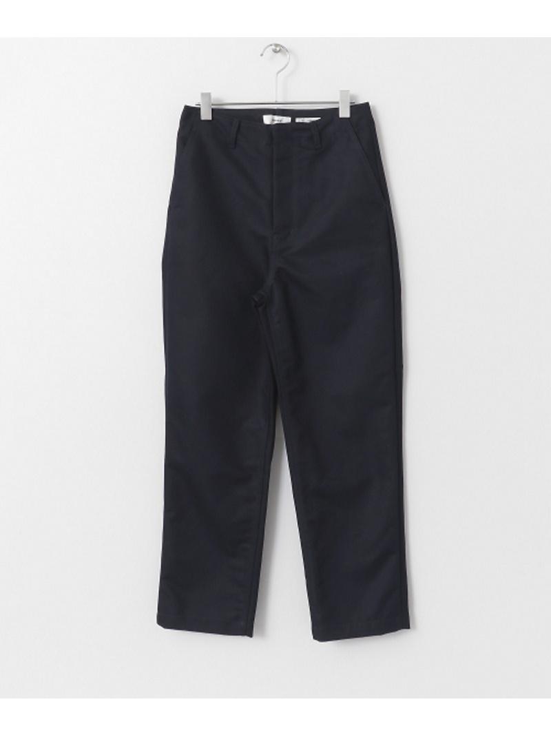 [Rakuten BRAND AVENUE]UNIFY W Cross Pants DOORS アーバンリサーチドアーズ パンツ/ジーンズ【送料無料】